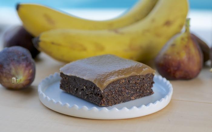 Raw Vegan Nut-Free Brownies