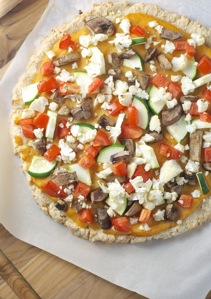 High Carb Low Fat Curry Pizza Feasting On Fruit