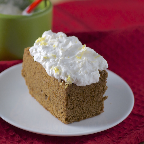 Gingerbread Snack Cakes